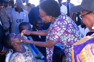 16 sub-counties in Kasese to receive Oral cholera Vaccine.
