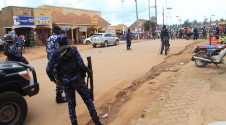 Police Fire Live Bullets, Teargas To Disperse Protesting Cyclists.