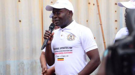 Elections: Byabakama wrote to IGP Ochola.