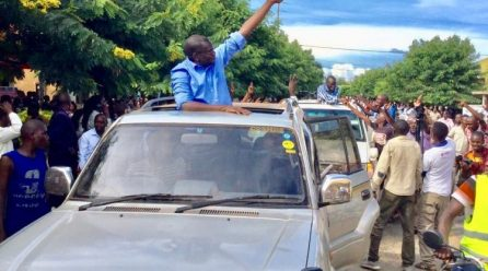 FDC presidential candidate is expected in Kasese district.