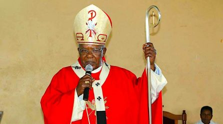 Pope Francis Accepts Resignation of His Eminence John Cardinal Njue.