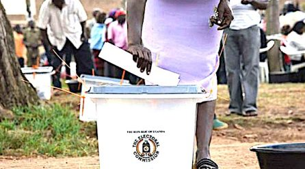 Prior to general elections in Uganda, Bishops call on gov't to act justly.