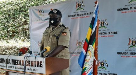Minister Odongo will release list of missing persons -Police