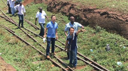 Exim Bank again rejects Uganda's loan request to build railway.