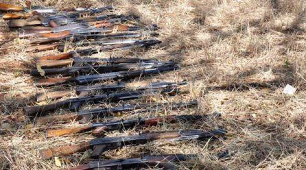 150 guns recovered in Karamoja in 2020 – UPDF.