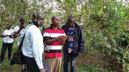Shamba boy led robbers in attack on deceased Archbishop Lwanga's home