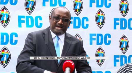 FDC offices closed across the country.